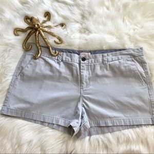 Merona grey summer shorts khaki plus 18